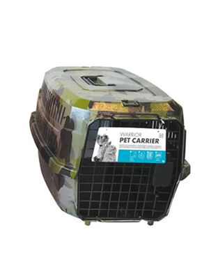 M-Pets Warrior Pet Carrier Medium