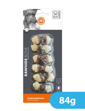 M-Pets Bone Wrapped With Duck 84g