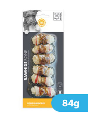 M-Pets Bone Wrapped With Chicken 84g