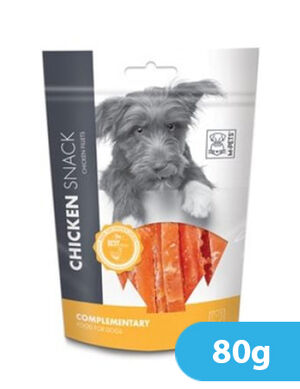 M-Pets Chicken Fillet 80g