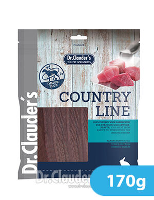 DC Country line Rabbit 170gm -  Dogs product