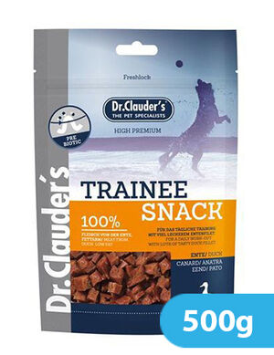 DC Premium Duck trainee Snack 500gm