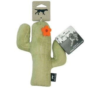 Tall Tails Plush Cactus Squeaky Toy Medium