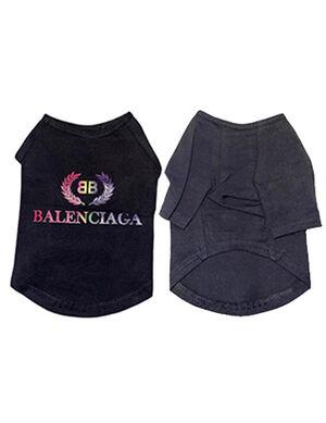 Balenciaga T-Shirt Black Small