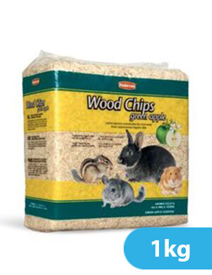 Padovan Wood Chips, Green Apple 1kg