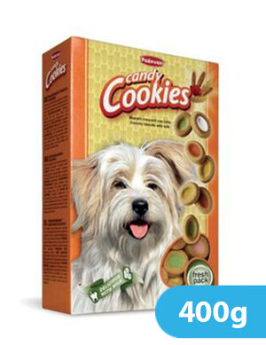 Padovan Cookies Candy 400gm
