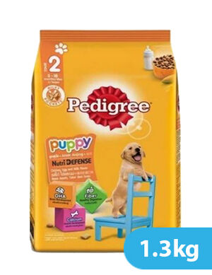 Pedigree Puppy Chicken and Egg 1.3kg
