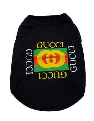 Gucci T-Shirt Black Large