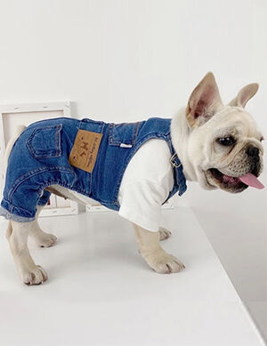 Pet Blue Jeans Overall Small -  Dogs product