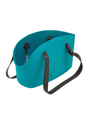 Ferplast With-Me Carry Bag Small Sea Blue