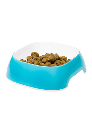 Ferplast Glam Bowl Light Blue Medium