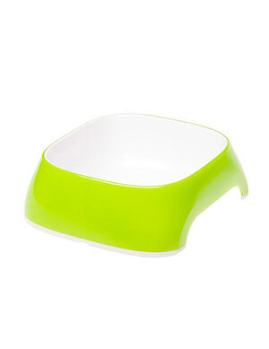 Ferplast Glam Bowl Acid Green Medium