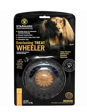 Starmark Treat Wheeler Medium