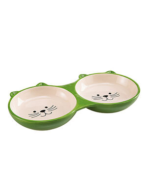Ferplast Izar Bowl Green/White