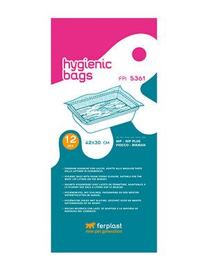 Ferplast Hygienic Litter Tray Bags
