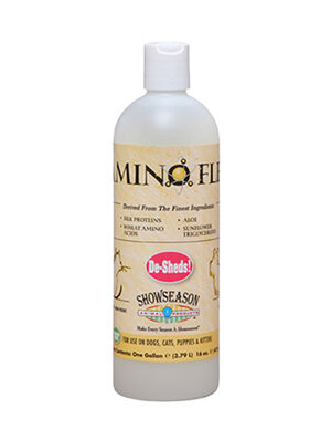 Show Season AminoFlex™ De-Shed Pet Shampoo 16oz