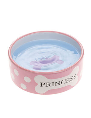 Ferplast Thea Bowl Medium Prince Pink