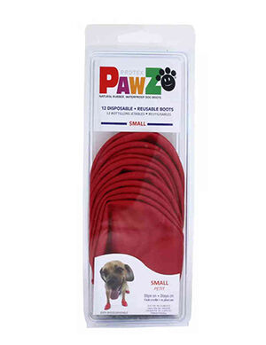 Ferplast Dog Shoes Small Red