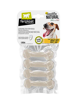 Ferplast Goodboy Bone Chew Toy Chicken X-Small