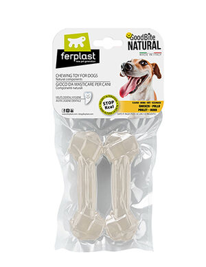 Ferplast Goodboy Bone Chew Toy Chicken Small