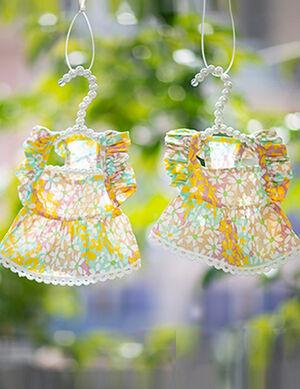 Floral Summer Dress XXXL