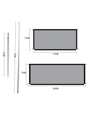 Pet Fence Large -  Dogs product