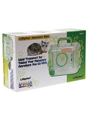 LillipHut Hamsters Mini Green TM.2013 -  Small Pet product