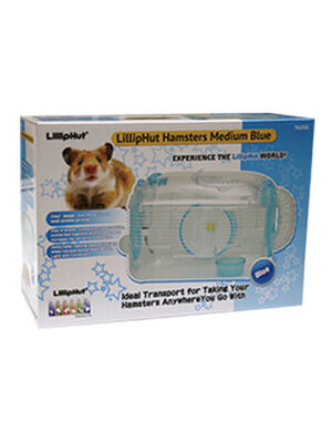 LillipHut Hamsters Medium Blue TM.2032 -  Small Pet product