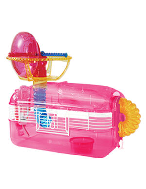 Lilliphut Hamsters DX Pink TM.2051