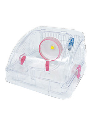 LillipHut Hamsters Dome Pink TM.2060