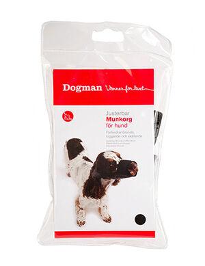 Dogman Adjustable Mouthpiece Black X-Large