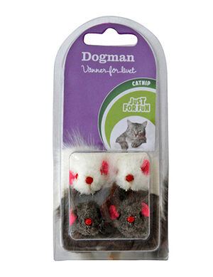 Dogman Mouse 4's pack