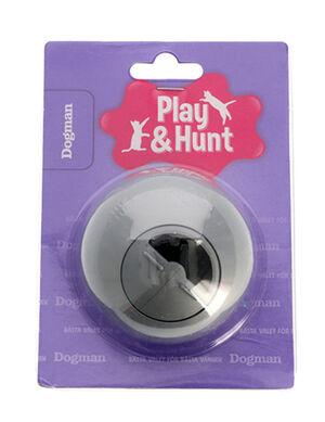 Dogman Cat play Activation Ball Grey