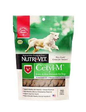 NutriVet Cetyl M joint Adv Action Formula Soft Chews