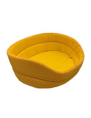 Buddy Pet Bed Yellow Small
