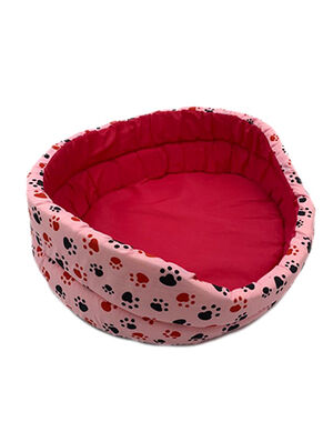 Buddy Pet Bed Baby Pink Small