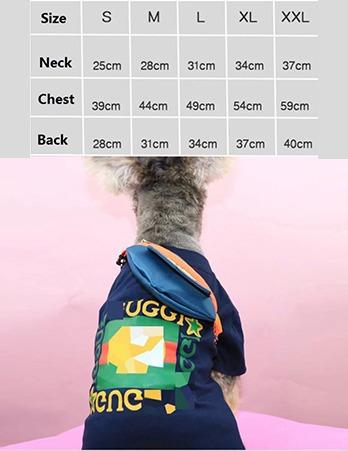 Gucci T-Shirt Green Medium -  Dogs product