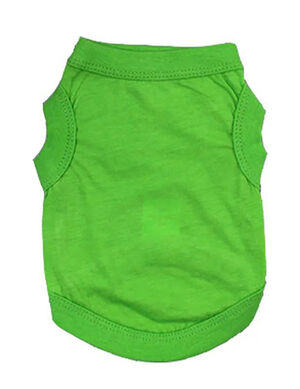 Plain Green T- Shirt Medium