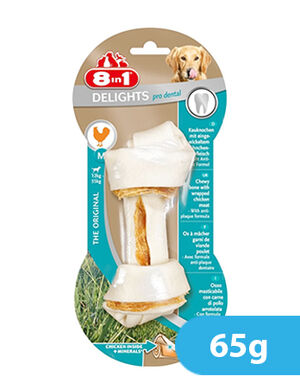 8in1 Delights Pro Dental Medium 65g