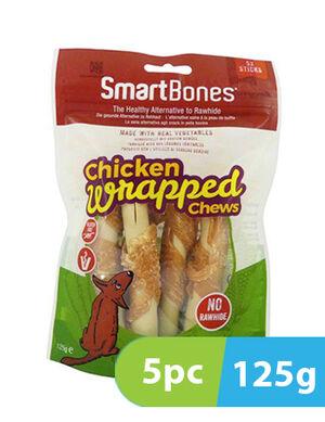 Smart Bones Chicken Wrapped Chews 5 stick x 125g