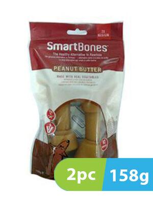 Smart Bones Peanut Butter Medium 2 bones x 158g