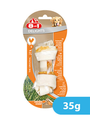 8in1 Delights Chicken Small 35g