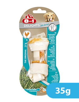 8in1 Delights Pro Dental Small 35g