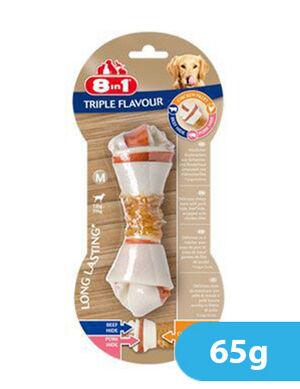8in1 Triple Flavour Medium 65g