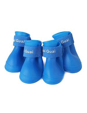 Pet Blue Shoes Large