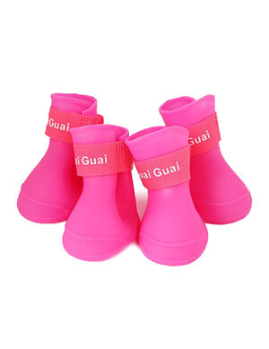 Pet Pink Shoes Small