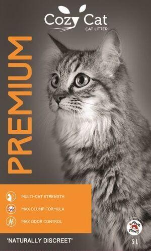 Cozy Cat Litter Premium Fresh 10L