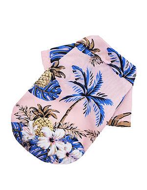 Pink Beach Shirt Large