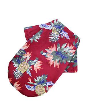 Red Beach Shirt X-Large