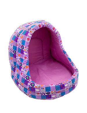 Buddy Pet Bed Purple Small